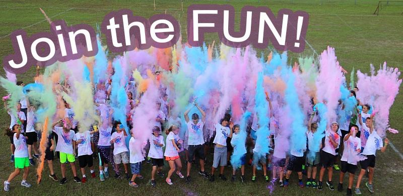 riverdale hs color run 5k fun run fleet feet sports murfreesboro